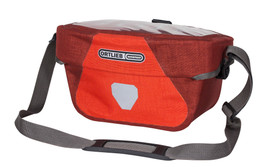 Ortlieb Ultimate 6 S Plus Signal-Red/Dark-Chili