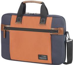 Samsonite Sideways Laptoptas 15,6'' Blauw/Oranje