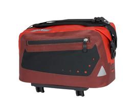 Ortlieb Trunk-Bag Dark-Chili/Signal-Red