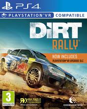 DiRT Rally  PSVR