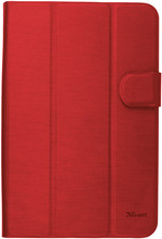 Trust Urban Aexxo Universele Case 7-8 inch Rood