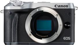 Canon EOS M6 Body Zilver