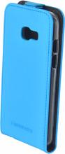 Mobiparts Premium Galaxy A3 (2017) Flip Case Blauw