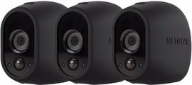 Netgear Arlo Wire-Free Camera Skin 3 Pack Zwart