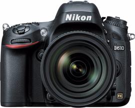 Nikon D610 + AF-S 24-85mm f/3.5-4.5G ED VR