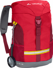 Vaude Pecki 10L Energetic Red