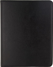 Xccess Leather Case iPad 2 / 3 / 4 Black