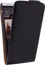Xccess Leather Flip Case HTC One Max Black