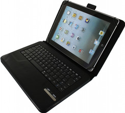 Xccess Universele Keyboardcase 9-10 Inch Zwart