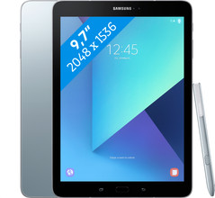 Samsung Galaxy Tab S3 Wifi Zilver BE