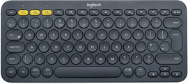 Logitech K380 Bluetooth Toetsenbord Zwart QWERTY