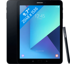 Samsung Galaxy Tab S3 Wifi + 4G Zwart BE
