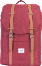 Herschel Retreat Mid-Volume Winetasting Crossh/Tan Leather