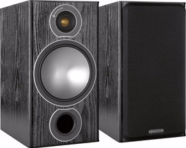 Monitor Audio Bronze 2 (per paar) Zwart