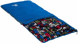 Nomad Sleepyhero Junior Classic Blue/Print