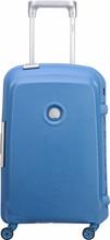 Delsey Belfort Plus 4 Wheel Cabin Trolley 55 cm Light Blue