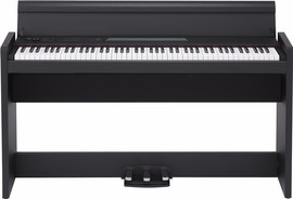 Korg LP-380 Zwart