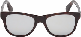 Diesel DL0200 52C Dark Havana / Grey Mirror