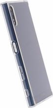 Krusell Kivik Sony Xperia XA1 Back Cover Transparant