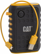CAT Rugged Powerbank 10.000 mAh Zwart