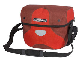 Ortlieb Ultimate 6 M Plus Signal-Red/Dark-Chili