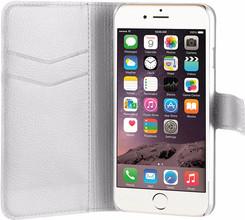 Xqisit Slim Wallet iPhone 7/8 Wit