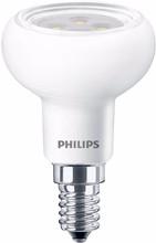 Philips LED-lamp E14 5W Dimbaar (4x)
