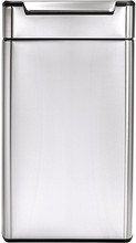 Simplehuman Rectangular Soft Touch 40 Liter