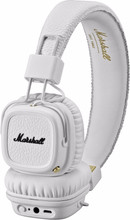 Marshall Major 2 Bluetooth Wit