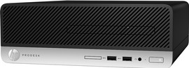HP ProDesk 400 G4 SFF i5-8gb-256ssd GT730