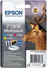 Epson T1306 XL 3 Color Multipack