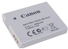 Canon NB-6LH Accu