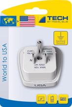 Travel Blue Wereld Adapter - USA