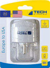 Travel Blue Europa Adapter - USA