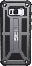 UAG Monarch Galaxy S8 Back Cover Grijs