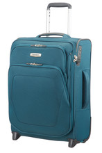 Samsonite Spark SNG Upright 55 cm Exp Petrol Blue