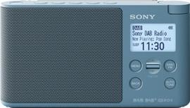 Sony XDR-S41D Blauw