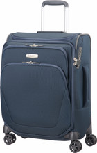 Samsonite Spark SNG Spinner 55 cm Toppocket Blue