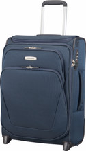 Samsonite Spark SNG Upright 55 cm Exp Toppocket Blue