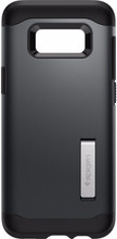 Spigen Slim Armor Galaxy S8 Plus Back Cover Grijs