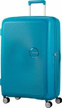 American Tourister Soundbox Spinner 77 cm TSA Exp Summer Blu