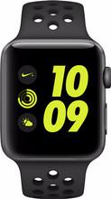 Apple Watch Nike+ 42mm Spacegrijs Aluminium/Antraciet Sportb