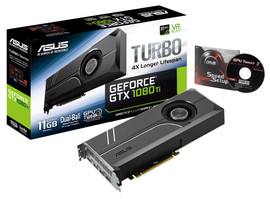 Asus TURBO GTX 1080TI 11G