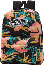 Vans Realm Black Tropical