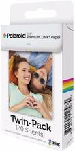 Polaroid ZINK Papier 2x3 inch - 20 pak
