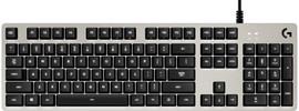 Logitech G413 Mechanical Gaming Keyboard Zilver QWERTY