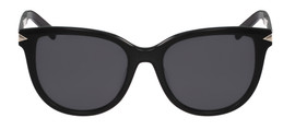 Karl Lagerfeld KL910S Shiny Black / Grey