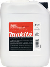Makita Kettingolie 5 liter