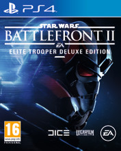Star Wars: Battlefront 2 Elite Trooper Deluxe Edition PS4