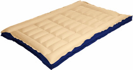 Bo-Camp Box 2 Blauw/Beige